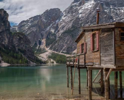 Urlaub in den Alpen am SEe, an den schönsten Seen in den Alpen kein Problem.