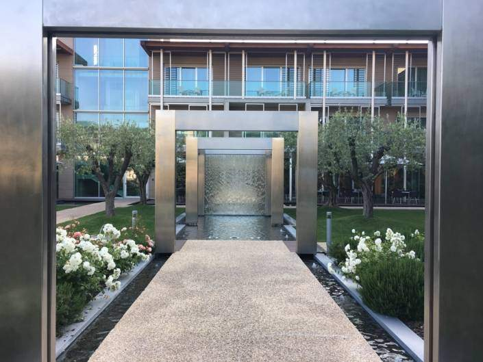 Wellnesshotel Gardasee Aqualux Spa Suite