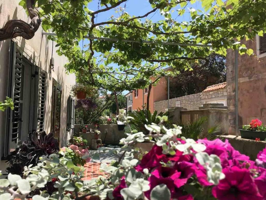 Kroatien Losinj Urlaub Alhambra Wellnesshotel Genussreisetipps. Boutique Hotel Alhambra