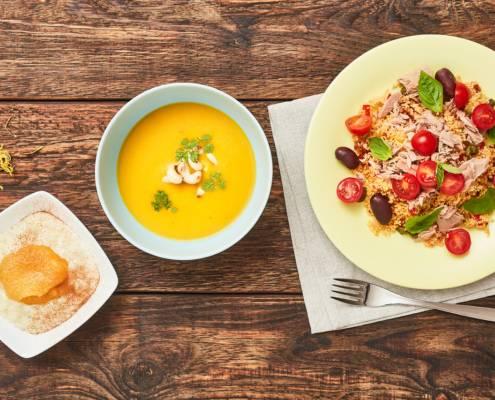 Sommerhit Suppen und Salate. Ob selbstgemacht oder aus der SOUPKULTUR Wien