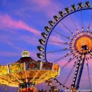 Oktoberfest München. Die Wiesn startet 2017 auf der Theresienwiese