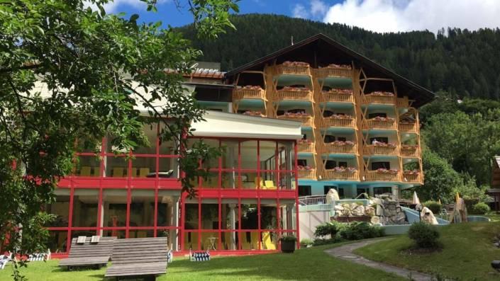 Thermenhotel Pulverer Bad Kleinkirchheim Nockberge Kärnten