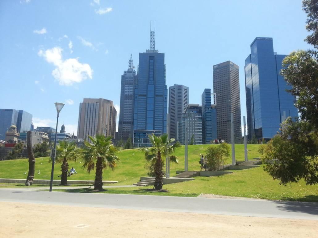 Melbourne die lebenswerteste Stadt der Welt 2017.Kommt ihr mit auf Städtereise oder Citytrip