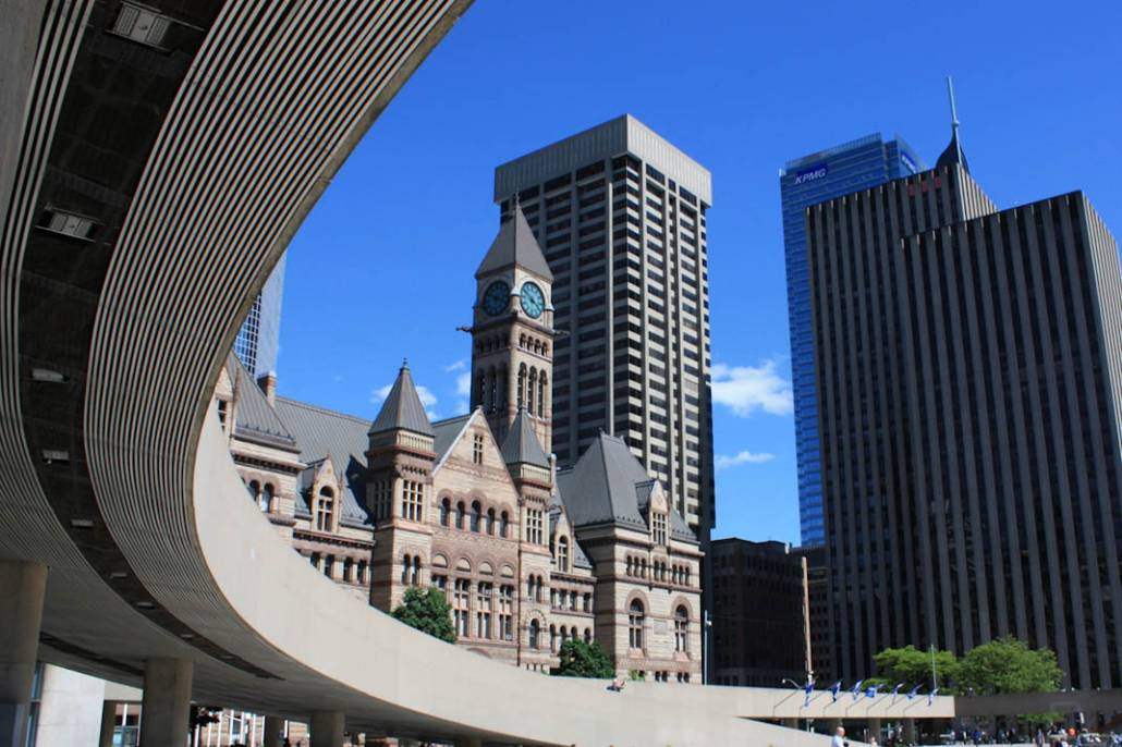 Toronto Kanada, unter den Top Ten der lebenswertesten Städte der Welt