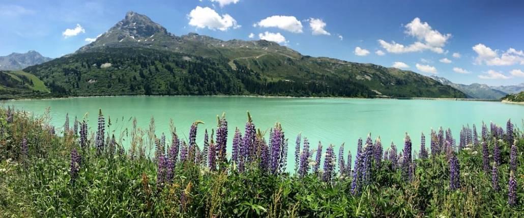 Urlaub Silvretta Montafon. Auszeit am Kopssee, Vorarlberg Österreich