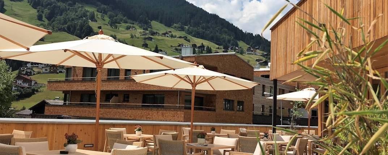 Sporthotel Silvretta Montafon. Urlaub Silvretta Montafon. Auszeit auf dem Berg Vorarlberg Österreich