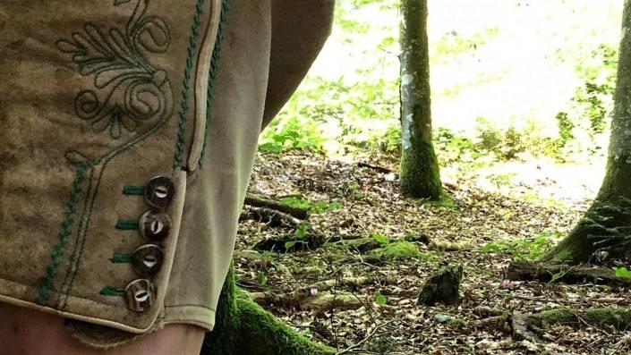Welche Lederhose trägst du? Tracht zum Oktoberfest in München?