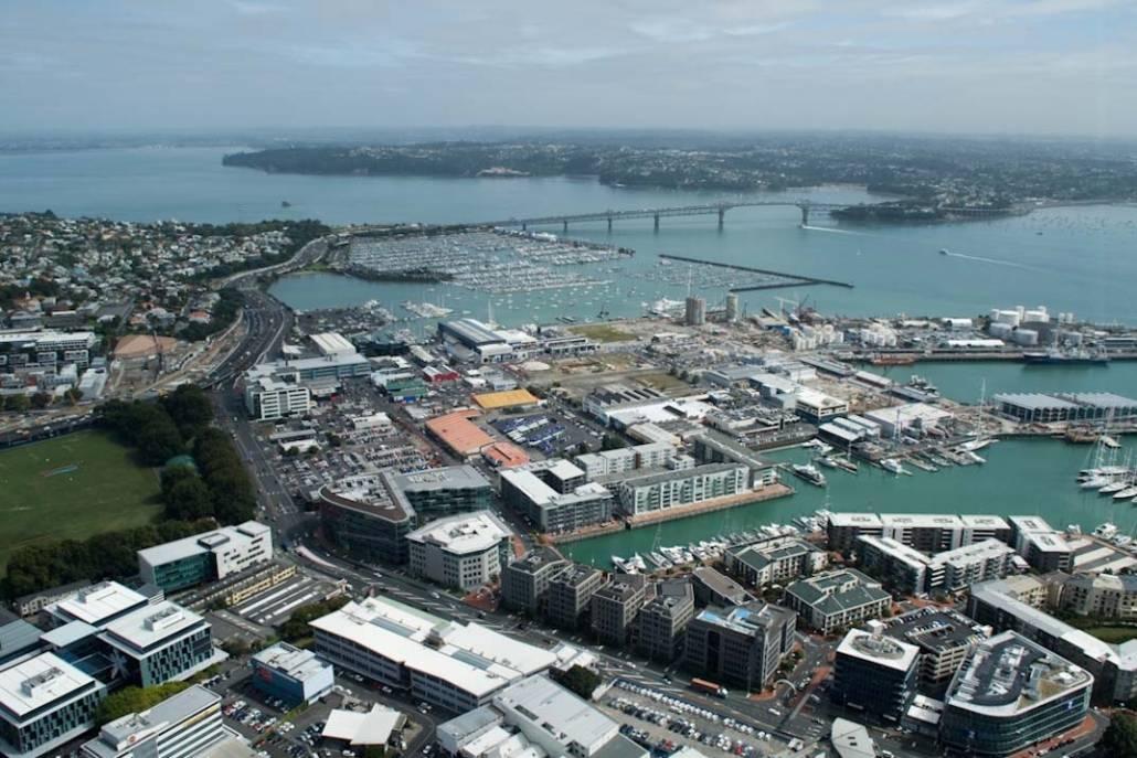 Auckland Neuseeland, eine der zehn lebenswertesten Städte der Welt. Kommt ihr mit auf Städtereise oder Citytrip