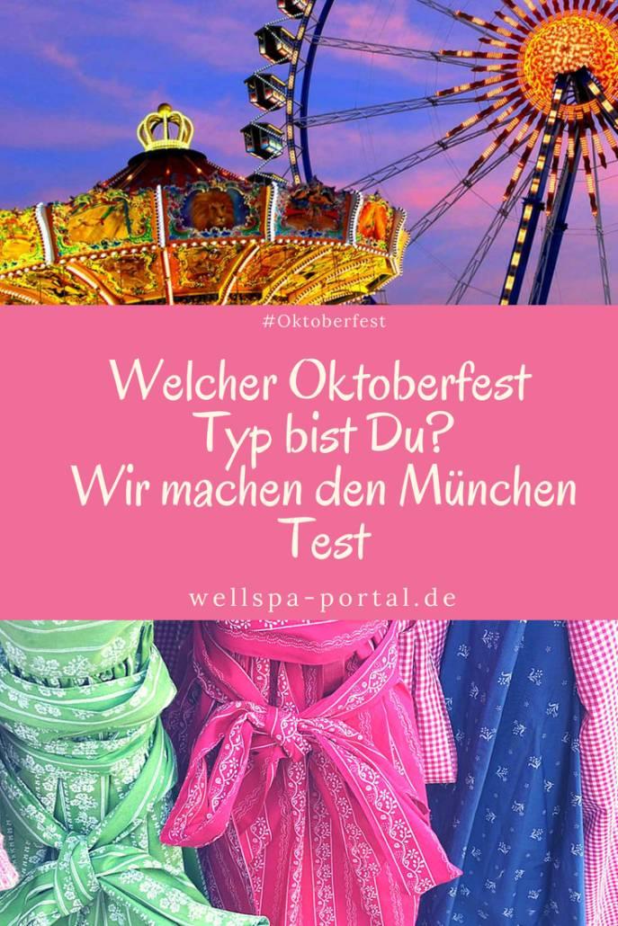 Oktoberfest oder Wiesn in München. Im Herbst ist eine Reise nach Bayern doppelt zu empfehlen. Welcher Oktoberfest Typ bist du? #bayern #münchen #oktoberfest #party #munich #germany