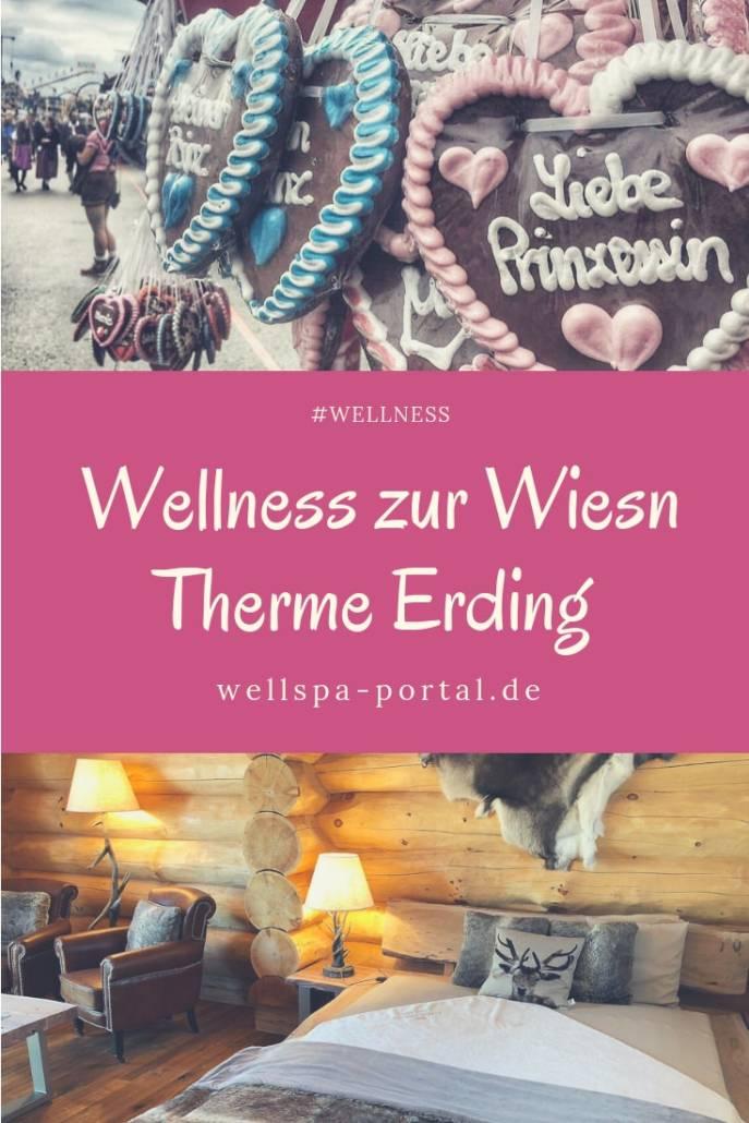 Wellness zur Wiesn, also Oktoberfest in München, oder doch lieber Sauna in der Therme Erding? #Wellness #Wiesn #Oktoberfest #München
