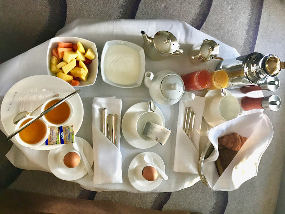 Suitenfrühstück, alles, was das Herz begehrt @Astrid Steinbrecher-Raitmayr