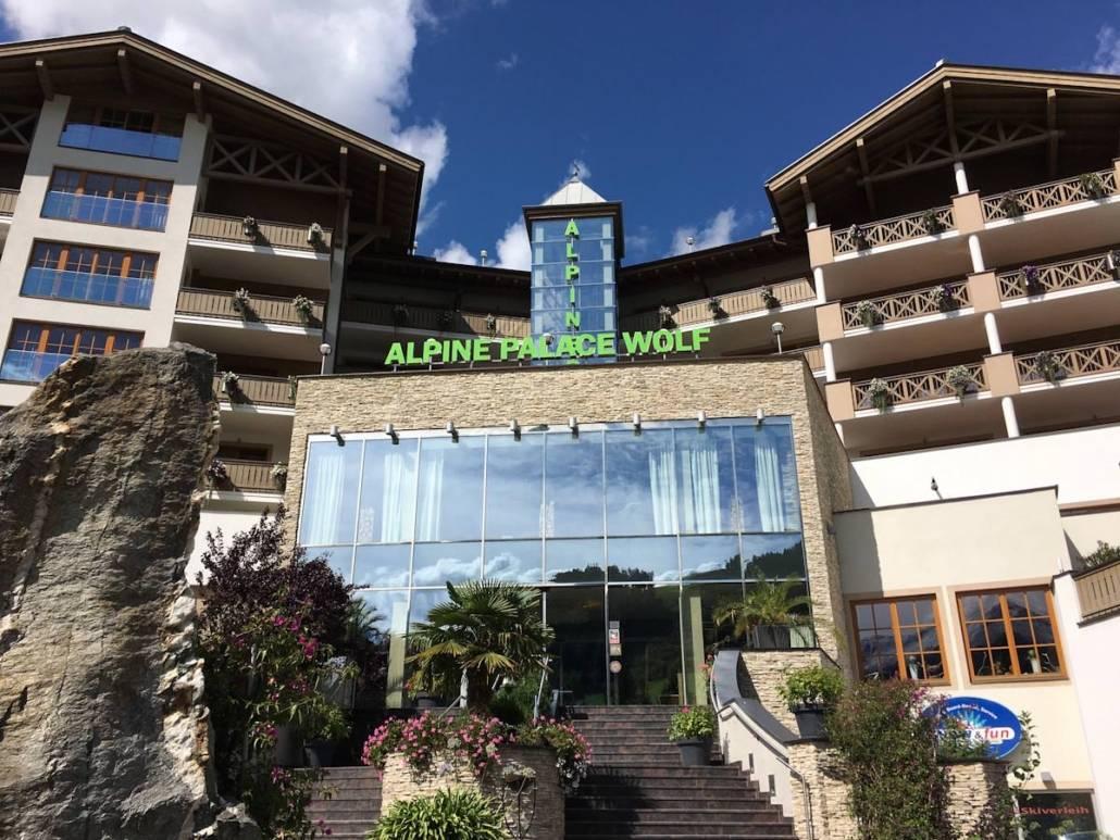 Saalbach Hinterglemm Hotel Wellness