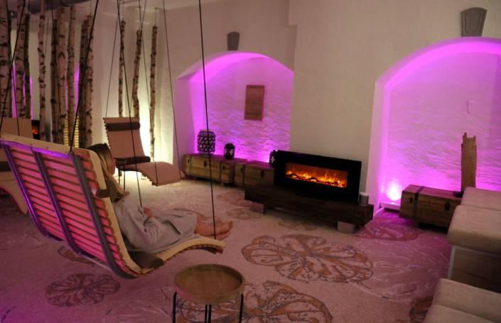 Fine Living Hotel Rheingau_Entspannung nach der Sauna