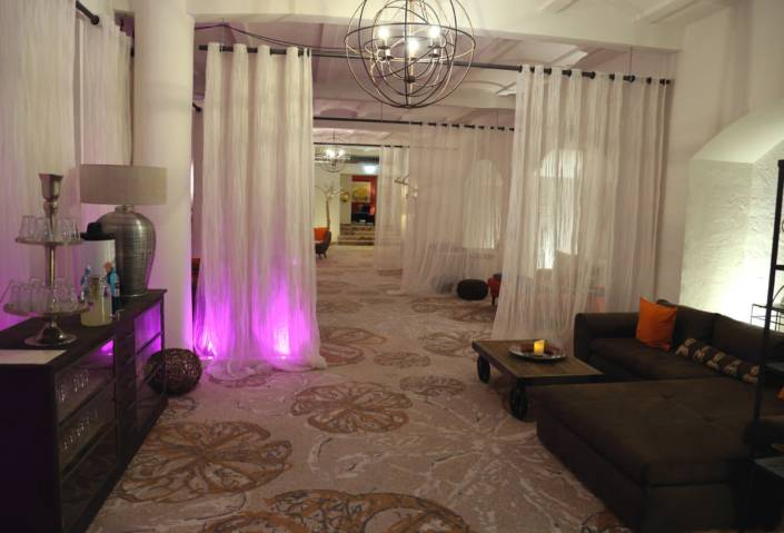 Fine Living Hotel Rheingau_Relaxing im ehemaligen Weinkeller