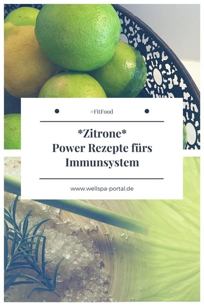 Zitrone Power Rezept für dein Immunsystem. Wellness, Beauty und Gesundheit. Zitronen als kleines Kraftpaket. Zitronen als Power Paket für dein Immunsystem. Aber wie? #FitFoot #Gesundheit #Zitrone #DIY #Tipps