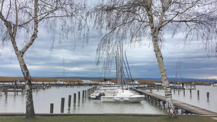 Urlaub am Neusiedler See im Burgenland, Österreich. Über 300 Sonnentage sorgen für eine Reise mit Erholung, Sport, Ntur, Genuss und Kultur