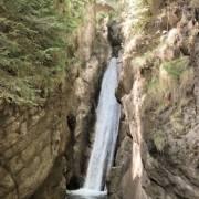 Ausflugsziel Tatzlwurm Wasserfall Sudelfeld Bayern Auszeit Genusswandern