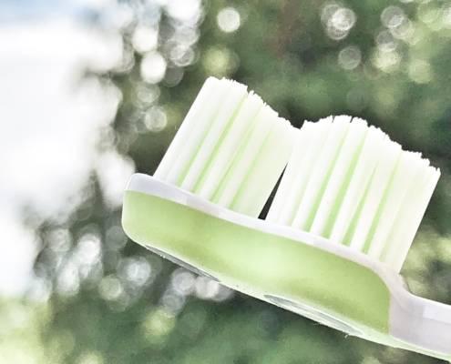 Mundhygiene in den Wechseljahren