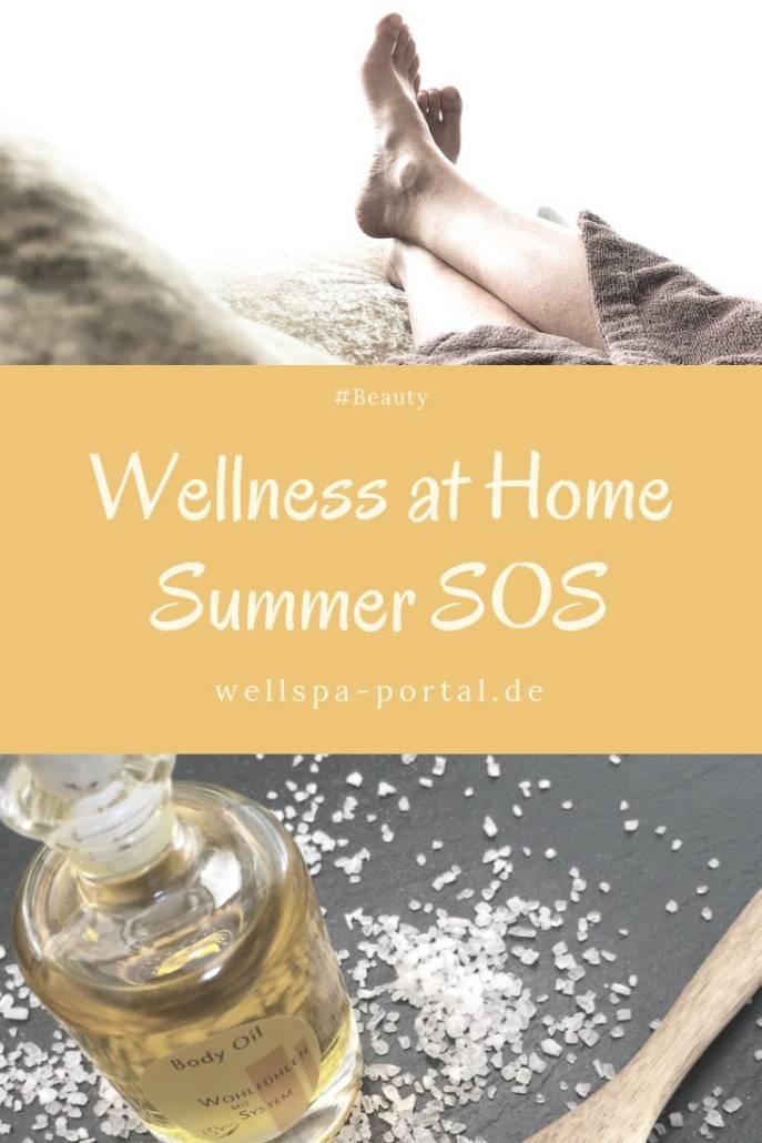 Wellness at Home, SOS im Sommer. Von Auszeit über Beauty, Füsse bis Haare. Tipps, Ideen und Tricks wie der Sommer in Sachen Beauty noch schöner wird. #Wellness #Beauty #Auszeit #Tipps #atHome