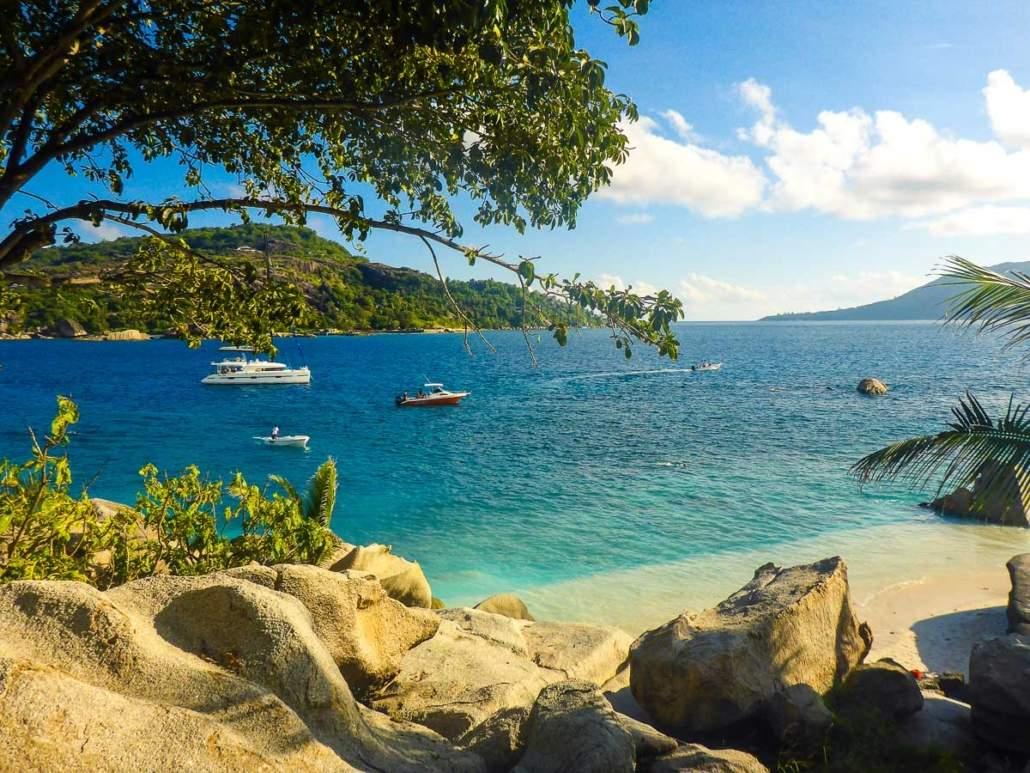Traumurlaub Reiseziel Seychellen
