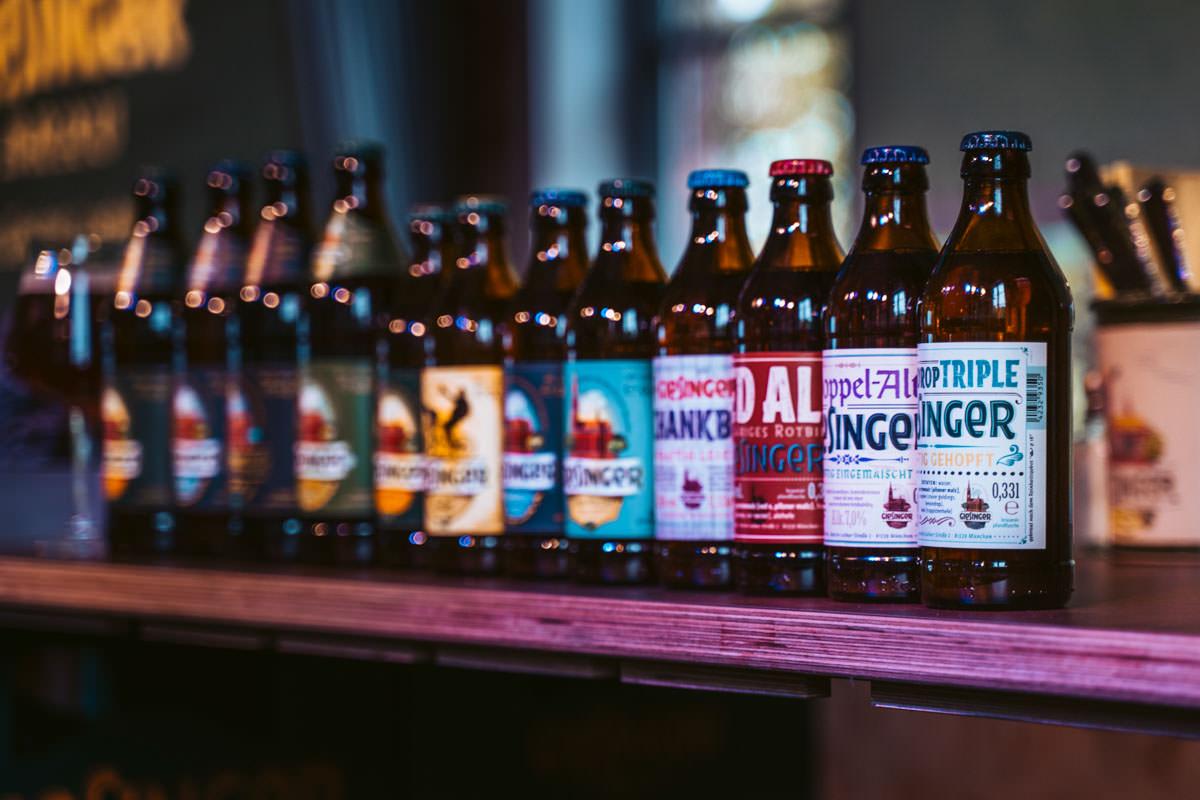 Genussreisetipps in Sachen Bier in Münchens coolster Privatbrauerei