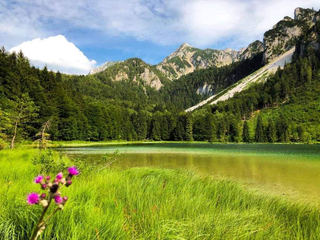 10 entspannt, faszinierende Ausflugsziele rund um Inzell