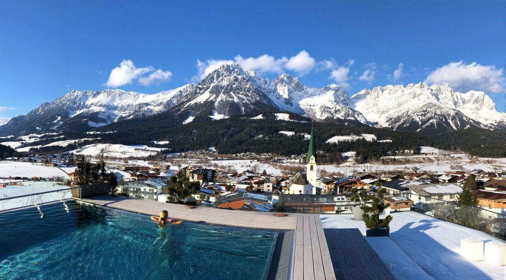 "Ski trifft Spa: Panorama-Wellness im ""Das Kaiserblick"" - WellSpa-Portal"